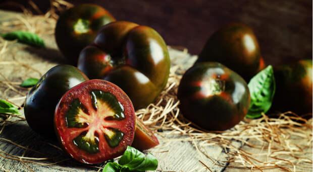 Что цвет помидора говорит о его вкусе