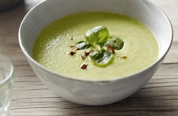 Весенние супы не варим: смешали в блендере и можно сразу есть
