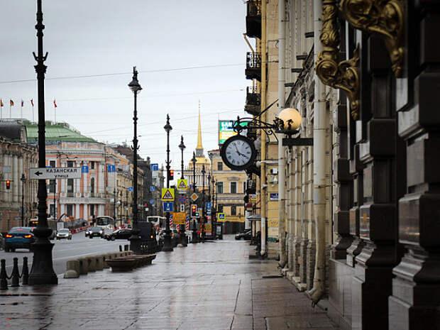 В Петербурге воздух прогреется до +14 градусов