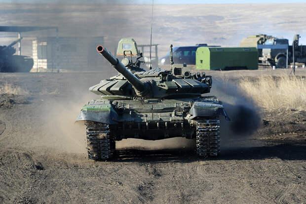 Опередивший время: Military Watch назвал секрет успеха Т-72