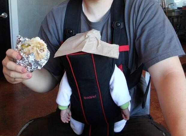 Быть отцом — это круто: 20 доводов, что папы могут быть круче супергероев