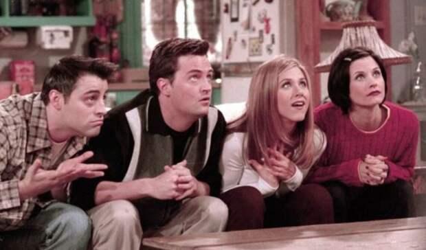 Съемки продолжения сериала «Друзья» отложены из-за коронавируса