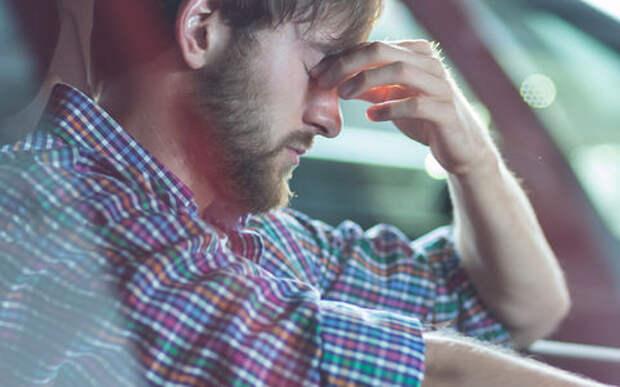 Водитель гонит и плачет: история одного задержания
