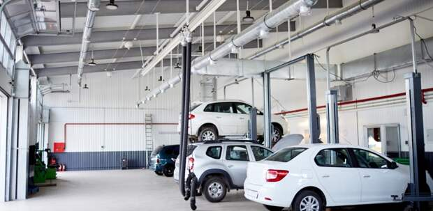 Центр техобслуживания автомобилей вСеверном Медведкове готовят квводу
