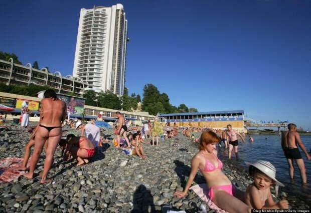 Наюге России ждут рекордного количества туристов