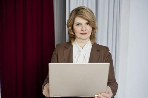 Председатель правления АРПП «Отечественный софт» Наталья Касперская.