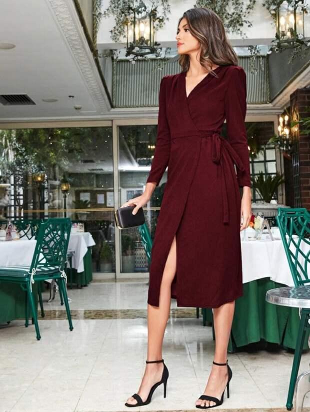 Элегантные платья от SHEIN