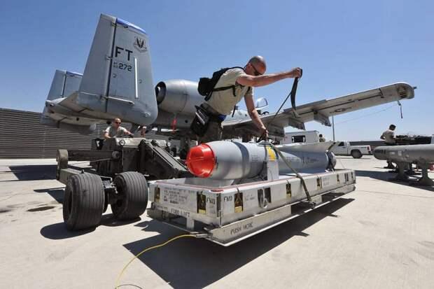 Штурмовик A-10C пройдёт новые модернизации