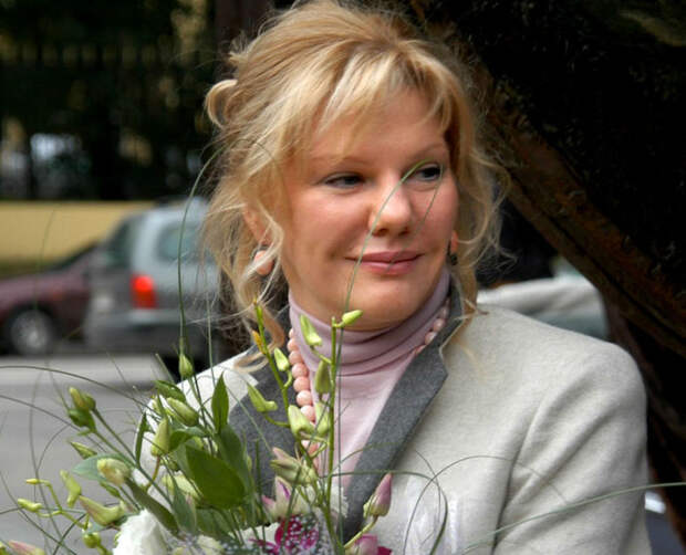 Александра Захарова. / Фото: www.bloknot.ru