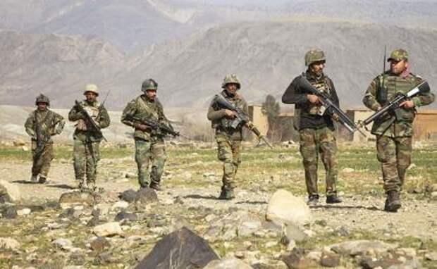 Афганское дежавю: В Панджшерском ущелье идут бои с талибами *