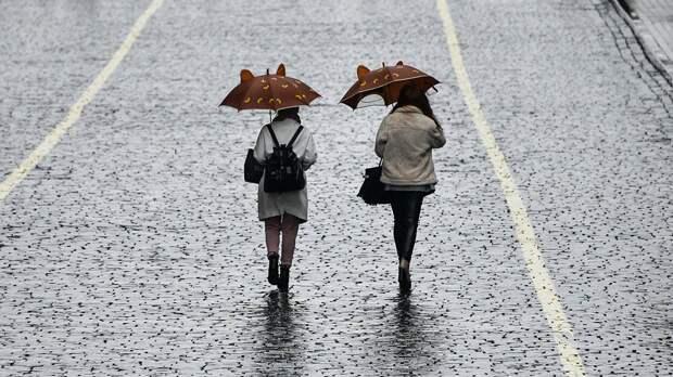 Синоптик назвал причину сильного ветра и дождя в вМосквеиПодмосковье