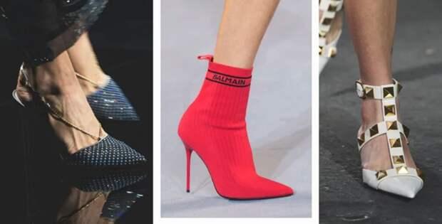 11 моделей обуви, которые будут популярны весной 2021-го