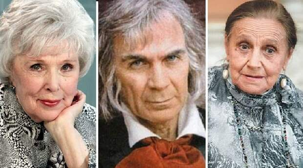 Как живут старейшие актеры театра и кино России