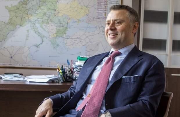 """Исполнительный директор НАК """"Нафтогаз"""" Украины Юрий Витренко. Изображение взято в сети Интернет в свободном доступе."""