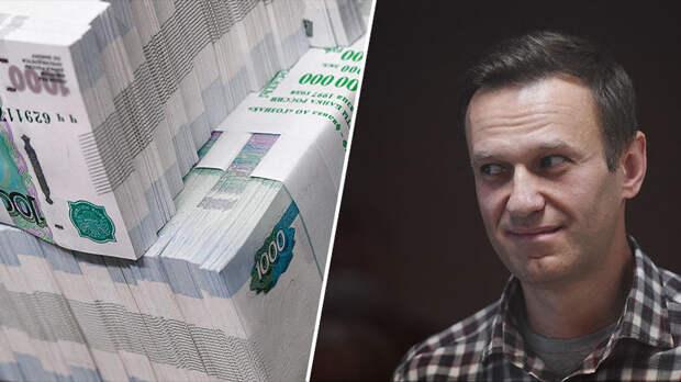 «Исключительно на ваши пожертвования»: 80% средств ФБК Навального получает из-за рубежа и от самих сотрудников фонда