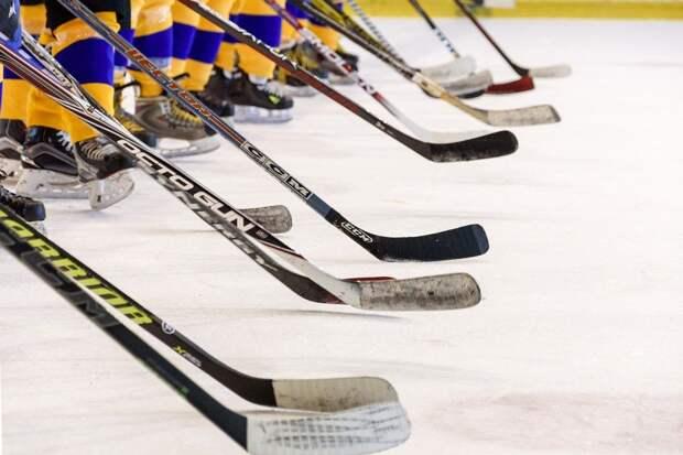 Хоккейная Команда, Хоккейный Матч, Ледовый Каток