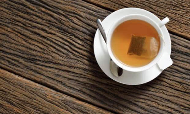 Слишком горячий чай оказался опасен для желудка