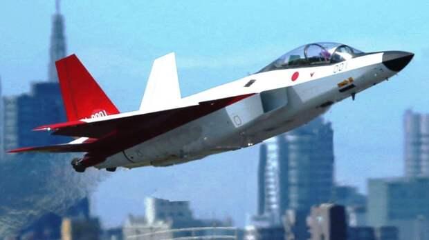 Япония разрабатывает дрон-истребитель для войн будущего
