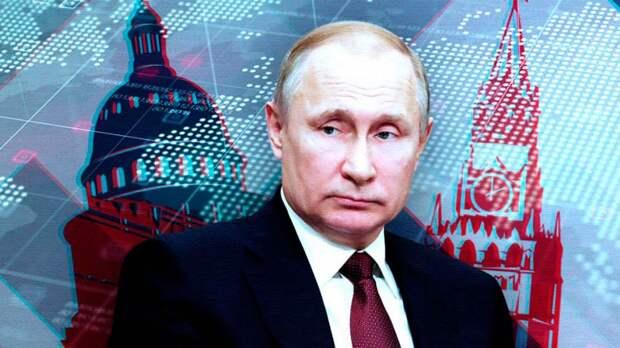 Москва, Кремль, Путин