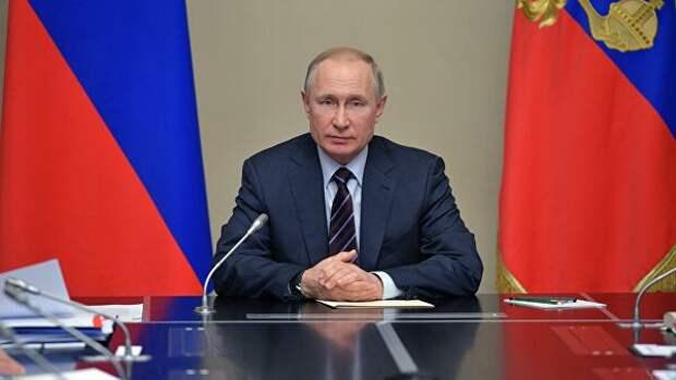 Срок президентства Владимира Владимировича Путина обнуляют. Вы рады этому обстоятельству?