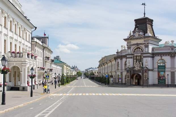 Названы самые популярные направления для коротких поездок по РФ