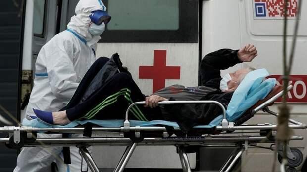 ВРоссии выявили 8 271 новый случай коронавируса