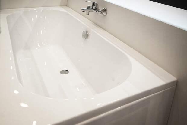 Как правильно продезинфицировать ванну и заставить раковину блестеть