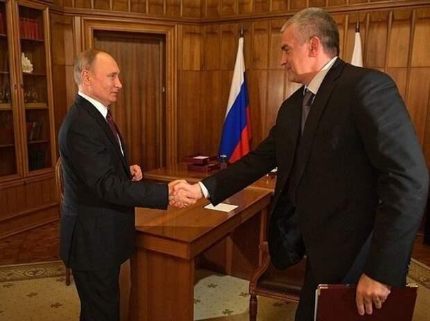 Аксёнов: СССР не распался бы при президенте Путине