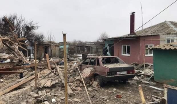 Прокуратура взяла наконтроль расследование взрыва газа вРостовской области