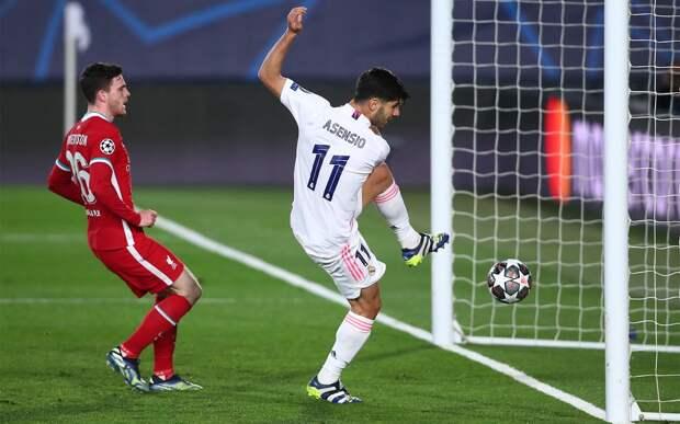 «Ливерпуль» проиграл «Реалу» в 4-й раз подряд, повторив свой еврокубковый антирекорд