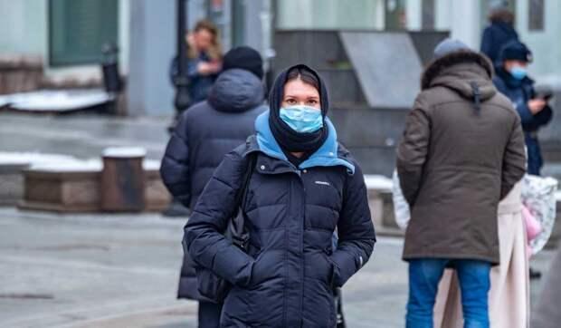Суточный прирост заразившихся коронавирусом в России составил 17,6 тысячи