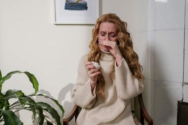 Хронический синусит ухудшает работу мозга