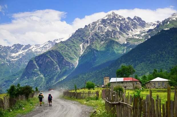 Северная Осетия может заменить россиянам Грузию