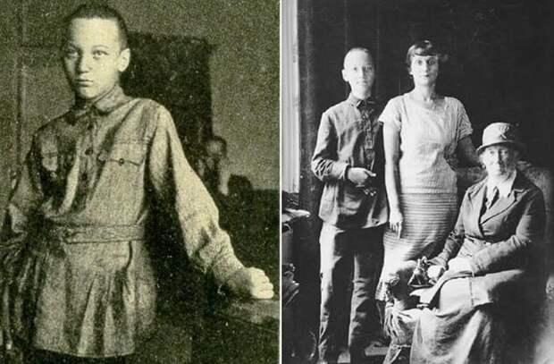 Нелегкий жизненный путь Льва Гумилева, сына Ахматовой
