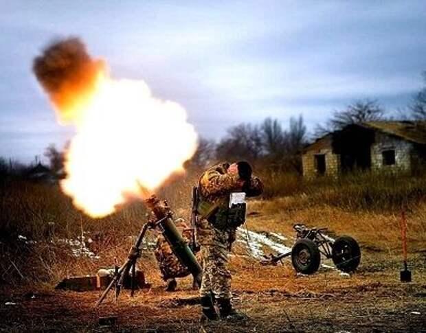 ВСУ обстреляли мирные районы Донецка в шесть утра