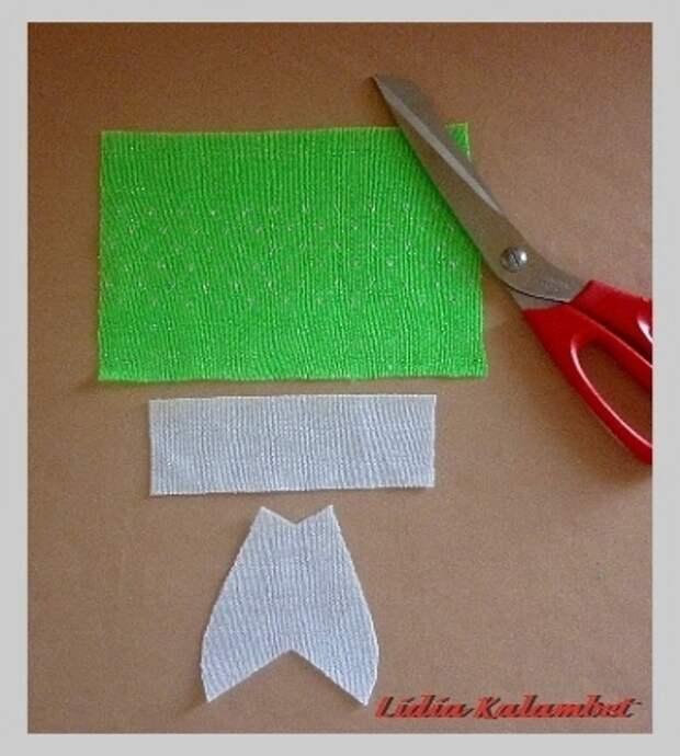 Выкройки основных деталей: корпуса, носика, ручки чайничка.