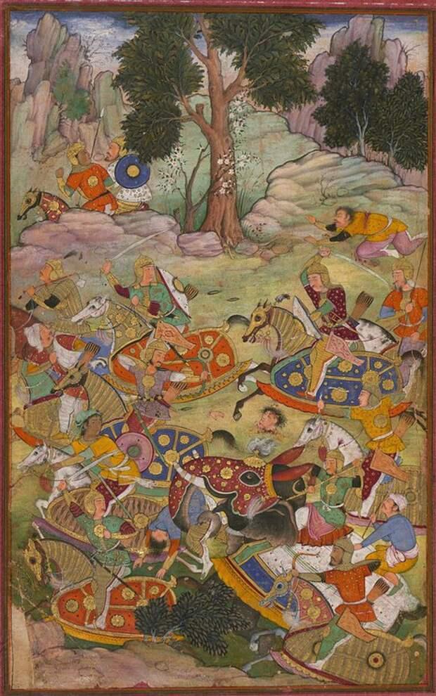 21 апреля 1526 года состоялась битва при Панипате