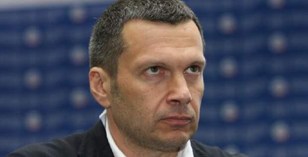 Соловьёв пригрозил тюрьмой слушателю после жалобы в СКР и Генпрокуратуру