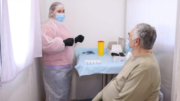 Ростовский врач пояснил, почему важно привиться нетолько отCOVID-19, ноиотгриппа