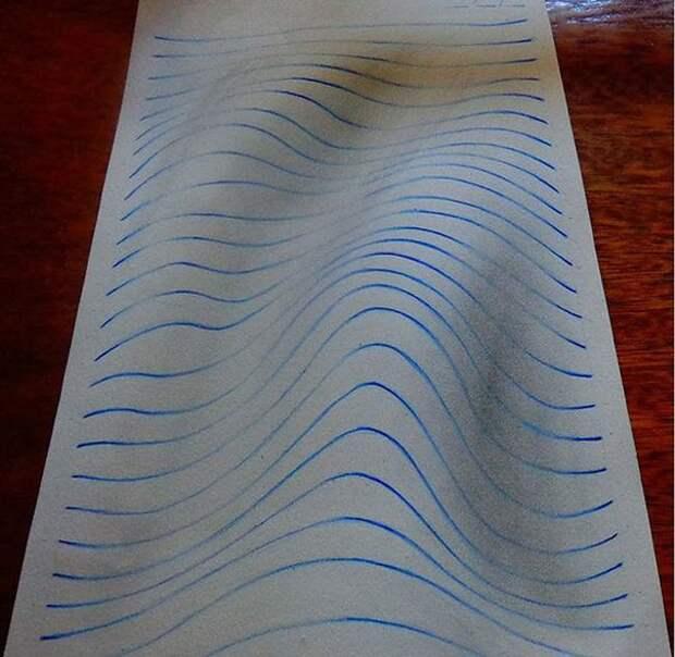 Фантастические 3D-иллюзии на обычных листах своими руками, сделай сам, факты