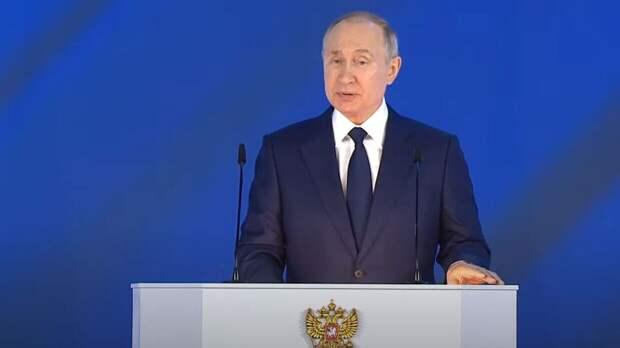 Путин объяснил важность вакцинации от COVID-19