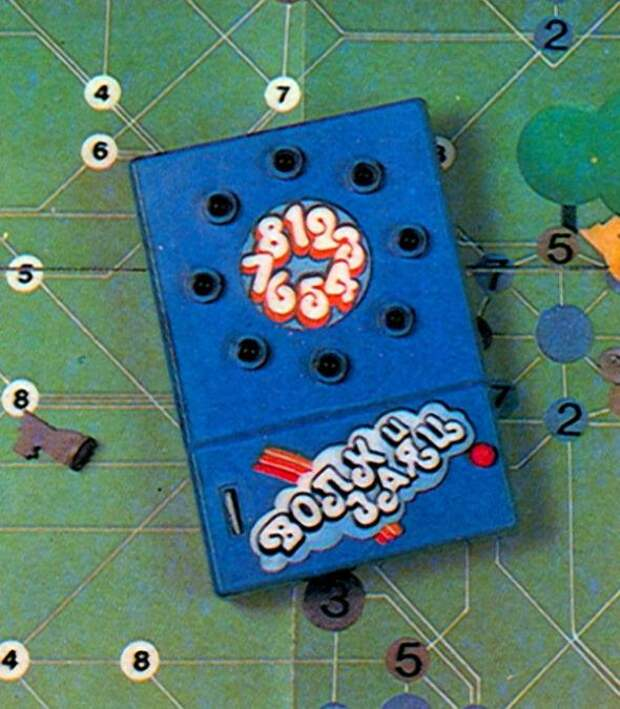 Редкие электронные игрушки СССР
