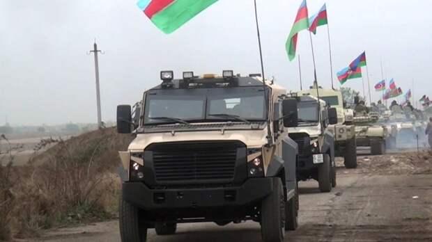 В Кельбаджарский район Карабаха введены азербайджанские войска