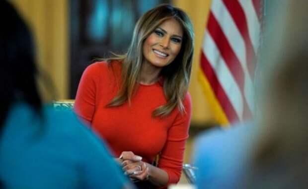 Личная трагедия Мелаши Трамп: неужели первая леди докатилась до такого?