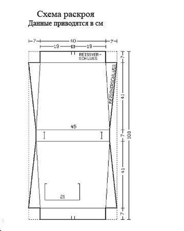 Сумка-органайзер для рукоделия (мастер-класс)