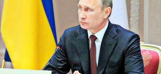 Украинец если и не любит Путина, то хотя бы уважает