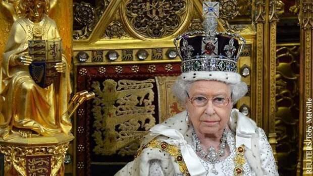 Паразиты устами Греты Тунберг бросили вызов коронованным паразитам Великобритании