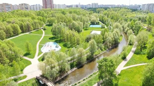 Депутат Мосгордумы Игорь Бускин: Москва остается одним из самых зеленых мегаполисов мира