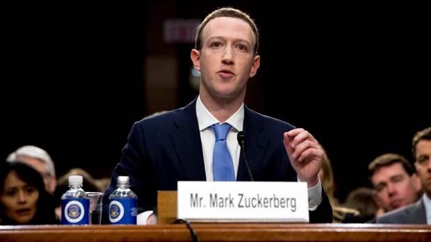 """Байден назвал Цукерберга """"главным злодеем"""" и признался в негативном отношении к Facebook"""