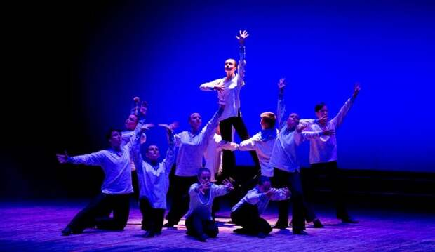 Жизнь в Севастополе в ритме танца